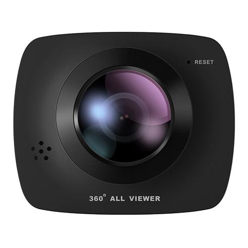 Elephone Elecam 360 WiFi Action Camera Dual Lens