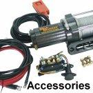New Quadboss Battery Isolater & Wiring Kit UTV ATV For Dual Battery Systems