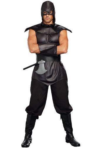 Size Medium The Assassin Male Executioner Adult Costume  SWEBOY-ASSASSIN