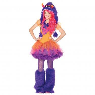 FURRROCIOUS FRANKY TEEN 10-12 (S/M) Costume  SWWLM-UAJ48055ML