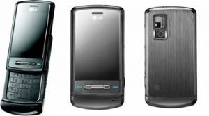 Lg Ke970 Shine Black Unlocked Gsm Cell Phone