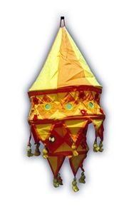 2 Steps Jhumer Lamp Shade