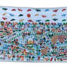 Wall Hanging Poster (White)