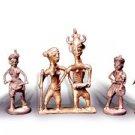 Tribal Dancer Set