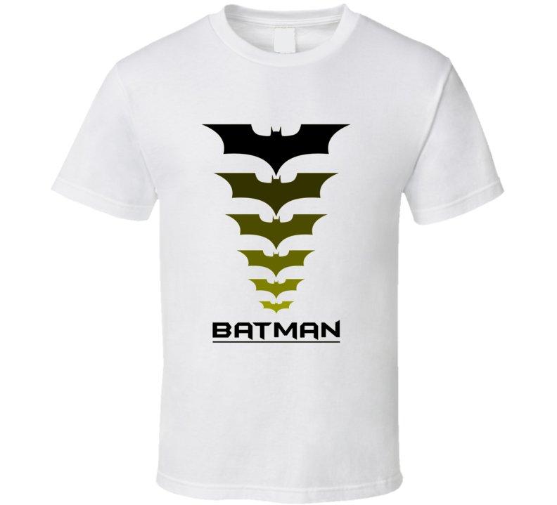 Batman Wings T Shirt