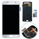 Silver Samsung Galaxy S7 G930 G930F LCD Screen Display + Touch Screen Digitizer