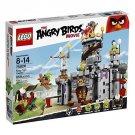 LEGO Angry Birds King Pig's Caste SET 75826, 859 Pieces BUILDING TOY LEGO SET