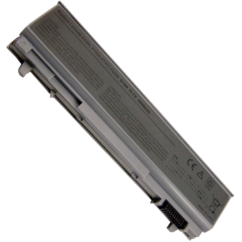 Laptop Battery for Dell Latitude E6400 E6410 E6500 E6510 PT434 KY265 MP303 W1193