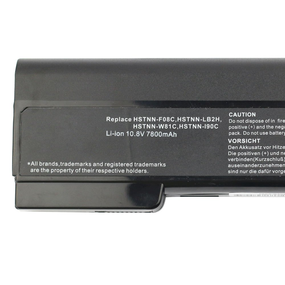 9 Cell Battery for HP EliteBook 8460W 8460P 8560P ProBook 6560b 6460b 6360b CC06