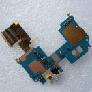 USA Power Button Mic Sim Card Reader Connector Main Flex Cable For HTC One M8