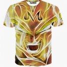 Dragon Ball Z - Super Saiyan Majin Vegeta  3D T-Shirt
