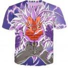 Dragonball AF Super Saiyan 5 Gogeta SSJ5 T-Shirt