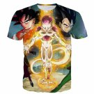 Resurrection 'F' Return of Frieza Goku Vegeta Amazing 3D T-Shirt