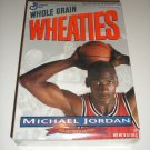 Michael Jordan Wheaties Box    .Free Ship !!!!