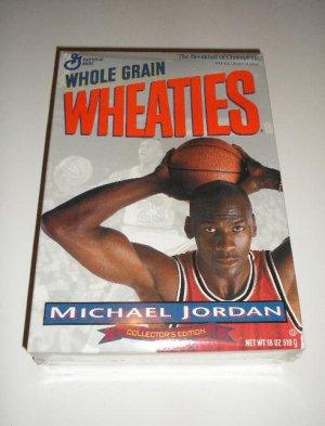 Michael Jordan Wheaties Box    .Free Ship !!!!