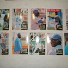 1992 Front Row Ken Griffey Jr. Club House Set