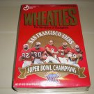 1995 San Francisco 49ers Super Bowl 29 Commemorative Box