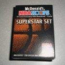 1992 McDonald's NBA Hoops Superstar Set