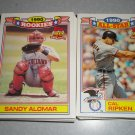 1990 Topps All-star and Rookies Sets