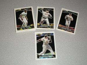 1993 Topps Black Gold Baseball Set