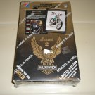 1992 Harley Davidson Cards Complete Factory Sealed Box