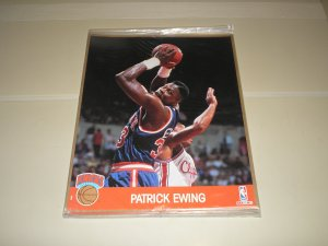 1990 Hoops Action Photos Patrick Ewing 8 x 10