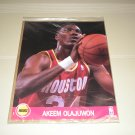 1990 Hoops Action Photos Akeem Olajuwon 8 x 10