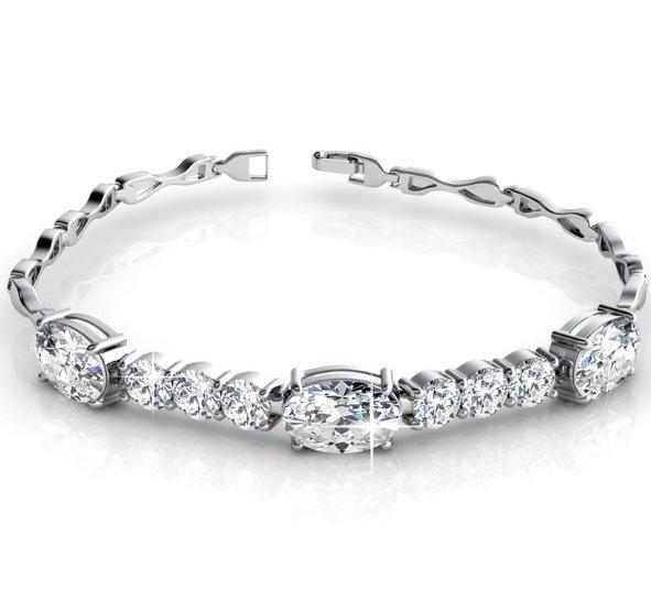 Swarovski Crystal - Elegant Bracelet