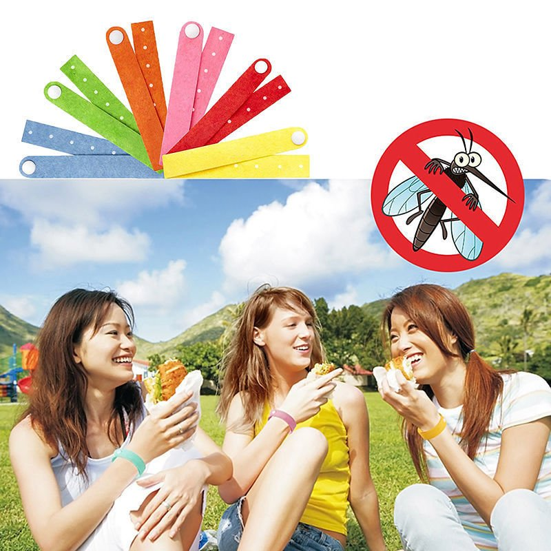 10pcs Mosquito go Away Enjoy Summer No Bugs
