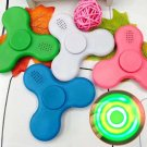 Fidget Spinner LED Lights Spin and Play Music
