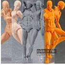 BODY-KUN - MODELS FOR ARTISTS  S.H.Figuarts Body Chan Female Kun Male Ver. SHF