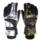 Gloves Winter Warm Windproof Ski Snow Sports Unisex Motorcycle Driving Snowboard