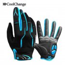 Gloves Winter Cycling Bike Mtb Bicycle Touch Screen Full Finger Motorcycle Warm