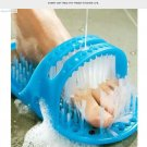 Sweettreats Easy Feet Foot Massager & Cleaner Blue Color Free Shipping