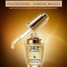 24K Gold Moisturizing Anti Aging Defying Day Face Cream Anti Wrinkle Collagen!