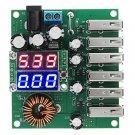 10-30V to 5V 8A DC-DC 6 USB Power Converter High Power Car Power Regulator Modul