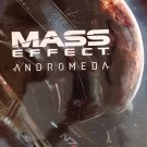 Mass Effect 4 Andromeda 2017 Official Poster Video Game PS4 XBOX Poster Game