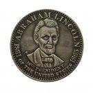 1865 Hobo Nickel USA Morgan Dollar Coin Abraham Lincoln Creative Coins Fantasy