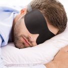 3D Men&Women Padded Blindfold Eye Mask Travel Rest Sleep Aid Glass Shade Covers