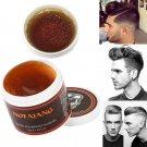 Retro Hair Oil Strong Restoring Pomade Long Lasting Hair Cream Keep Hair Style