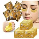 30x Collagen Golden Eye Mask Anti-Aging Face Mask Sleeping Eye Patches Face Mask