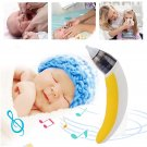 Baby Nasal Aspirator Electric Safe Hygienic Nose Cleaner Snot Sucker For baby
