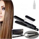 Hair Salon Steam Flat Iron Hair Straightener Straightening Styler Professional