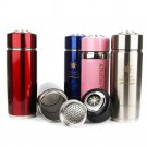 5 Color Quantum Alkaline Water Cup Energy Nano Ionizer Flask Cups Bottle+Filter