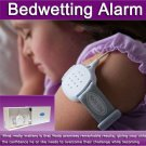 NEW Bed Wetting Alarm Enuresis Toilet Training Child Kid Baby Bedwetting Sensor