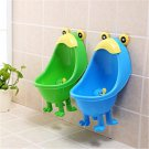 Frog Kids Potty Toilet Training Standing Urinal For Boys Pee Trainer Bathroom