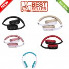 Bluetooth Cell Phone Headset Noise Cancelling Trucker Premium FM Radio Earphone
