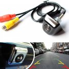 Auto Night Vision Reverse Backup Camera 4 Layer Glass Lens CCD Rear View Camera
