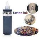 Professional Black Lining Shading Tattoo Ink 1 Bottle 249ML Liner Shader Newest