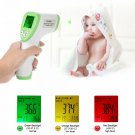 Digital LCD Non-contact IR Infrared Thermometer Forehead Body Surface Temperatur